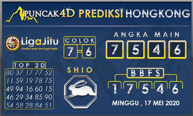 PREDIKSI TOGEL HONGKONG PUNCAK4D 17 MEI 2020