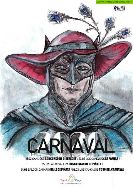 El Carnaval 2020 de Breña Baja promete diversión hasta el 6 de marzo
