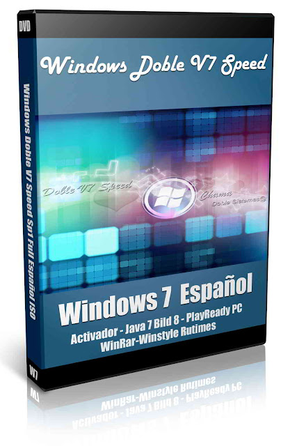 Windows Doble V7 Speed Sp1 Full Español ISO