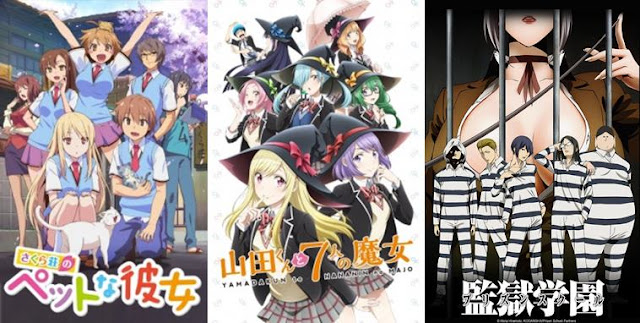 rekomendasi anime komedi terbaik sepanjang masa
