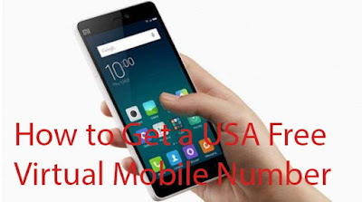How to Get a USA Free Virtual Mobile Number