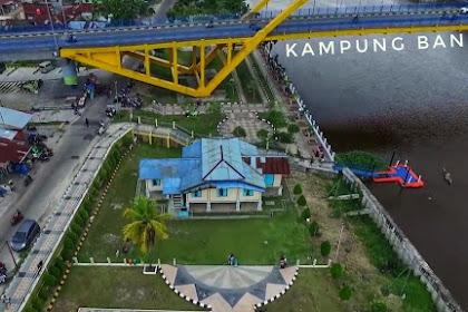Sejarah Rumah Tuan Qadi - Rumah Singgah Sultan Siak di Kampung Bandar Senapelan Pekanbaru