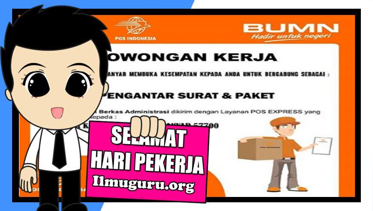 Loker Kantor Pos Indonesia