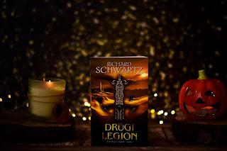 """Richard Schawrtz - """"Drugi Legion"""" Tajemnica Askiru #2"""