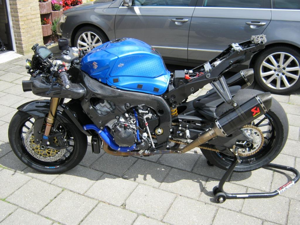 Blue Heavy Bike Hd Wallpaper: Blue Heavy Bike HD Wallpaper 1920x1080