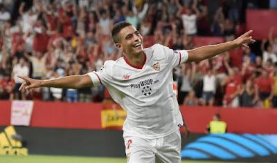 Crónica Sevilla FC 3 - NK Maribor 0