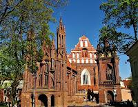 Kościół św. Anny i Kościół Bernardynów