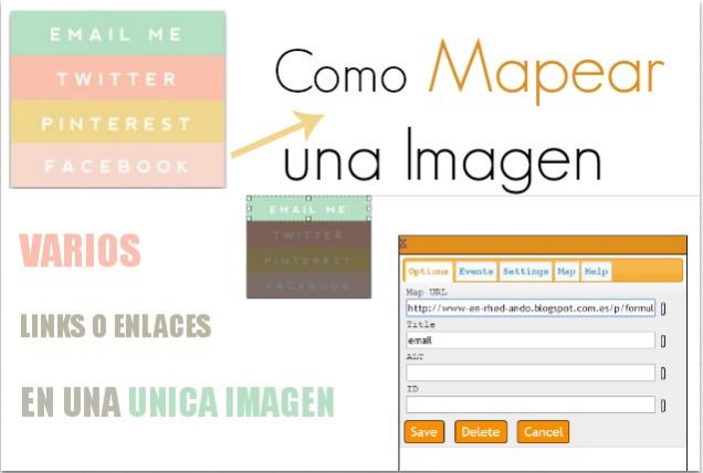 Herramientas Utiles para Blogs Contiene el Mapeado de Imagenes