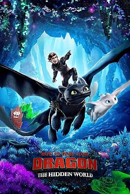 How To Train Your Dragon: The Hidden World [2019] [NTSC/DVDR- Custom BD] Ingles, Español Latino