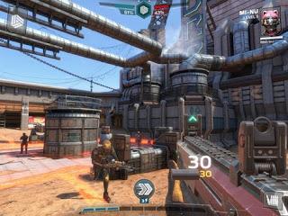 Modern Combat Versus (Unreleased) v0.4.1 APK MOD Terbaru 2017 Gratis Download