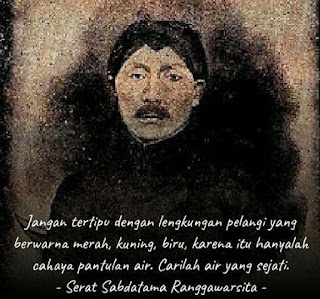 Raden Ngabehi Ranggawarsita, Pujangga Jawa Yang Terakhir