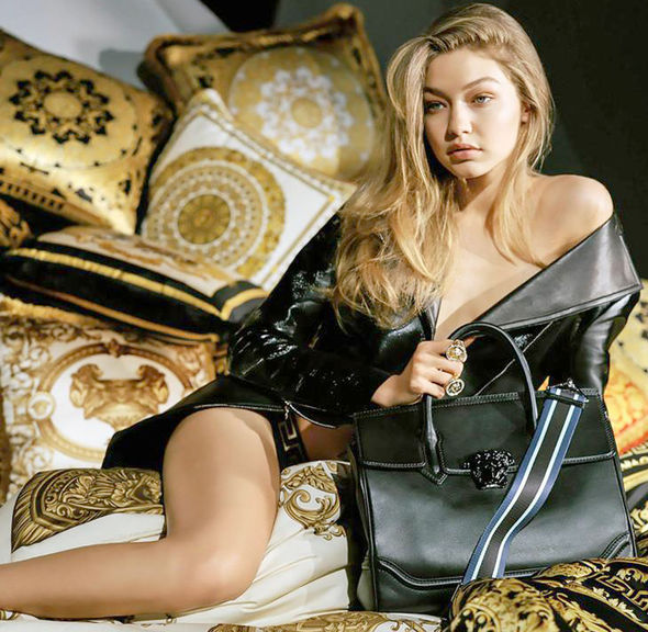 A Plus-Size Model Recreates Gigi Hadids Nude Photo Shoot