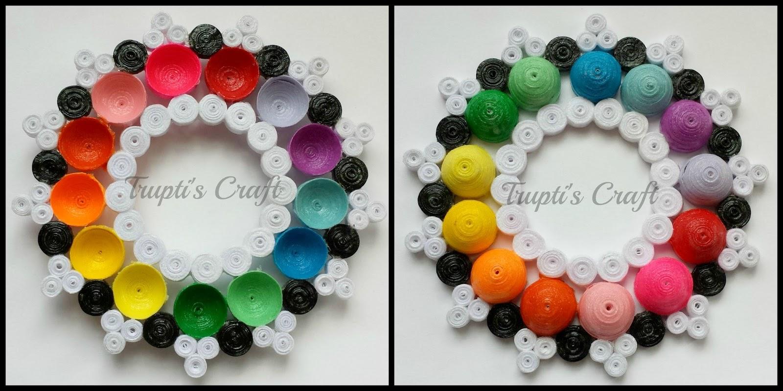 Trupti's Craft: Multi Purpose Multi Color Paper Quilling ... - photo#49