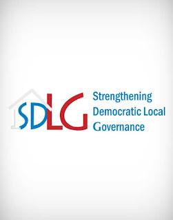 strengthening democratic local governance vector logo, strengthening democratic local governance logo, strengthening democratic local governance, sdlg,