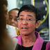 "Maria Ressa: ""Fake news is state-sponsored of Duterte admin to intimidate critics"""