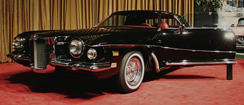 1973 Stutz Blackhawk III