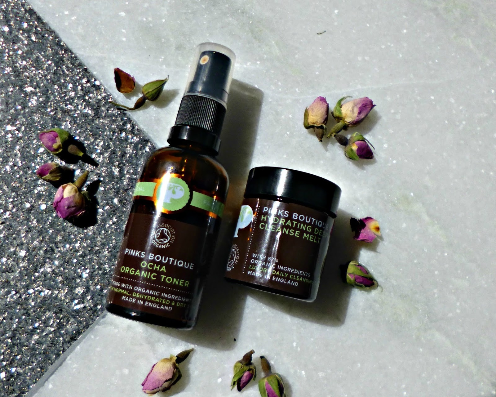 Cleanse and Tone with Pinks Boutique