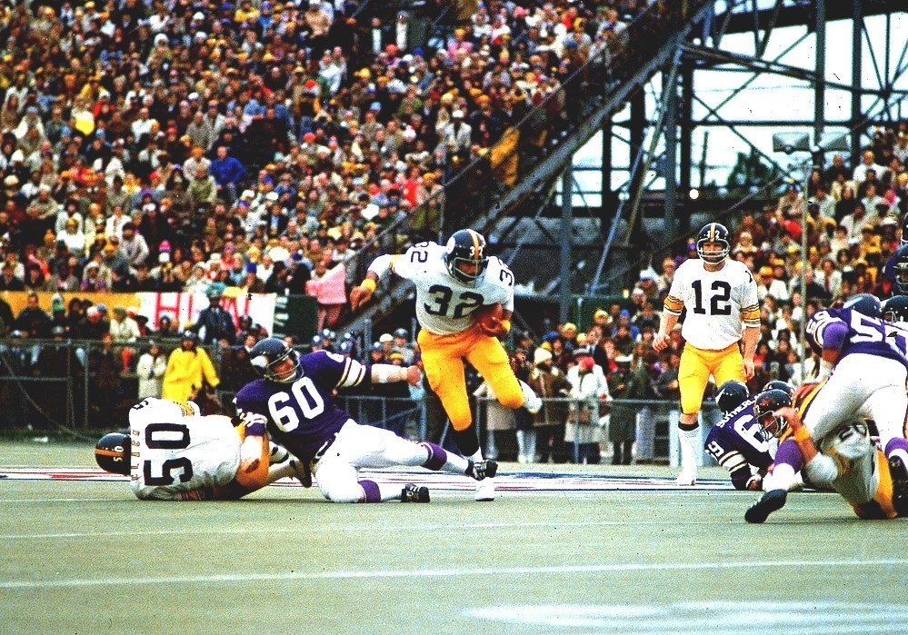 9296233a609 Super Bowl IX - Minnesota Vikings Vs Pittsburgh Steelers