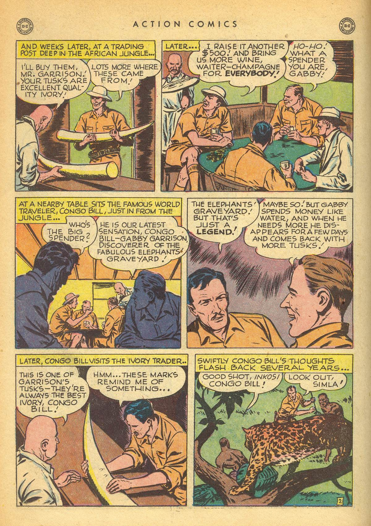 Read online Action Comics (1938) comic -  Issue #109 - 26