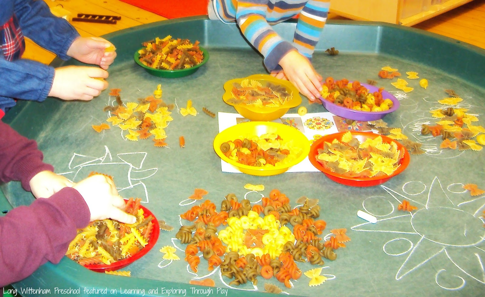 Learning And Exploring Through Play Diwali Rangoli