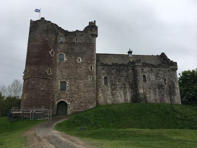 Doune Castle, Scotland, Monty Python