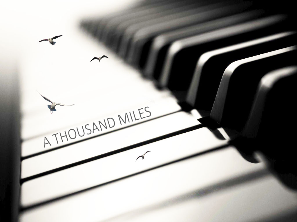 A Thousand Miles Piano Bird