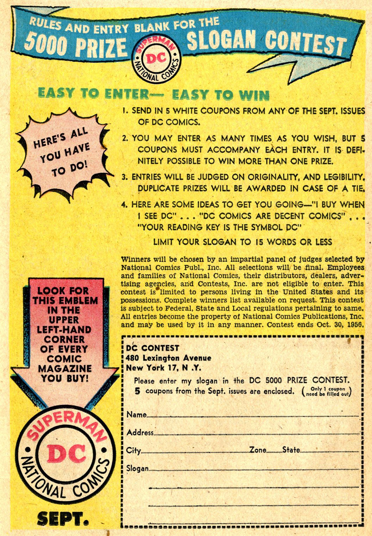 Read online Detective Comics (1937) comic -  Issue #235 - 25