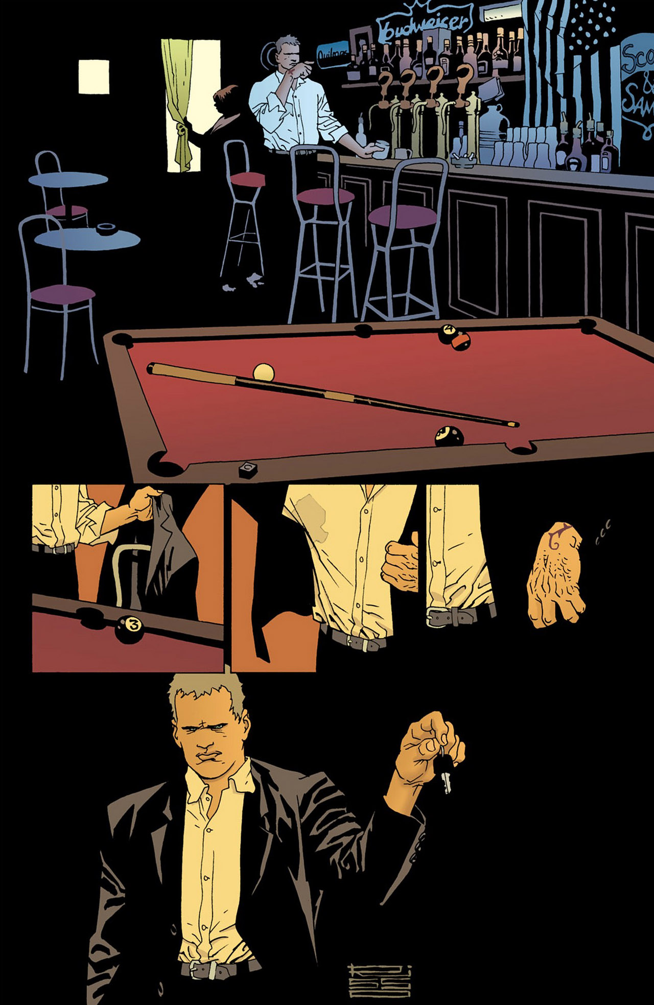 Read online 100 Bullets comic -  Issue #50 - 31
