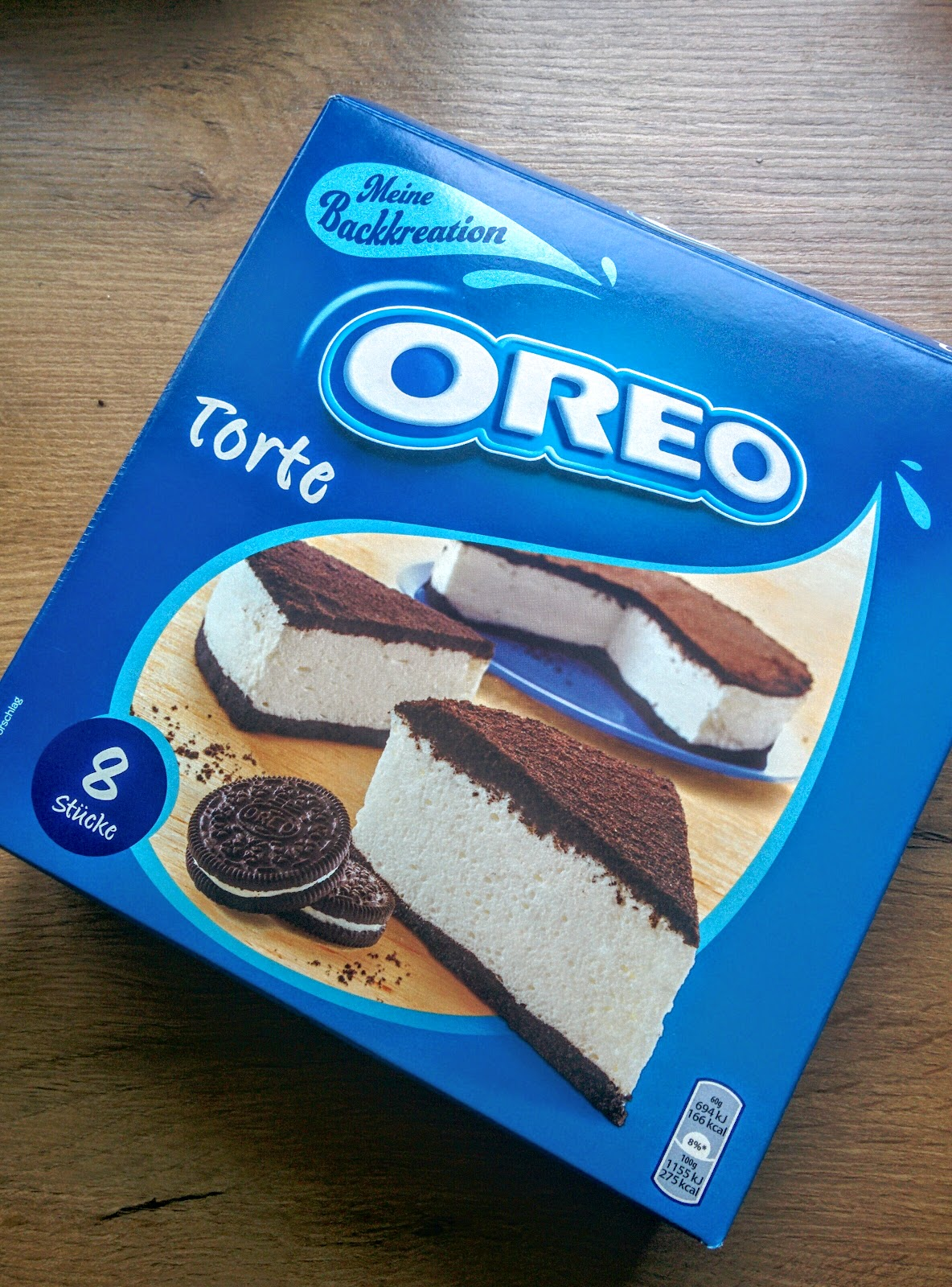 Produkttest Oreo Torte