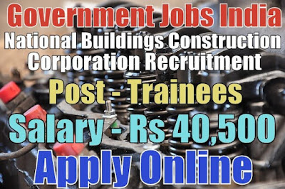 National Buildings Construction Corporation NBCC Recruitment 2017