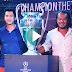 UEFA Champions League Trophy Tour ရဲ့ ျမန္မာျပည္ခရီးစဥ္ ျမင္ကြင္း