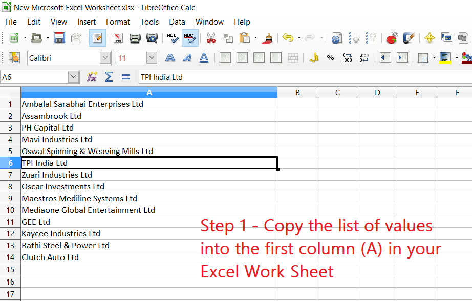 How to enclose a list of values into single quotes for SQL