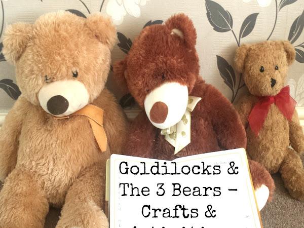 Book Of The Month - Goldilocks & The Three Bears