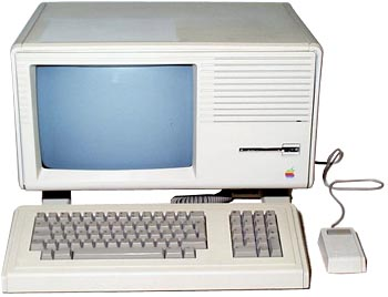 Five generations of computer.
