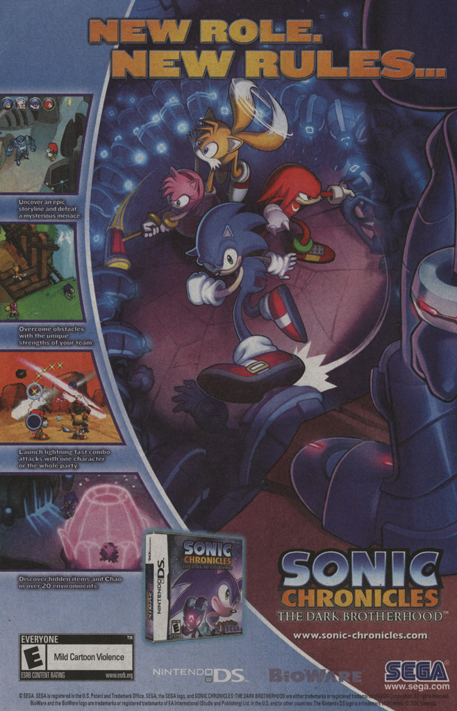 Read online Sonic The Hedgehog comic -  Issue #194 - 7