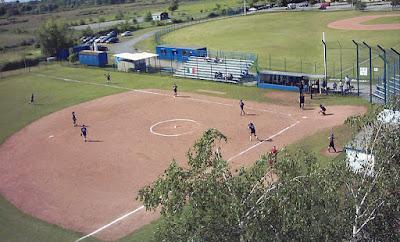 Lapangan Sofball