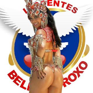 Notícias Carnaval 2017 no RJ: Inocentes de Belford Roxo tem nova Rainha de Bateria.