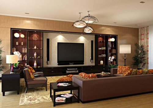 LCD TV cabinet designs ideas. | An Interior Design