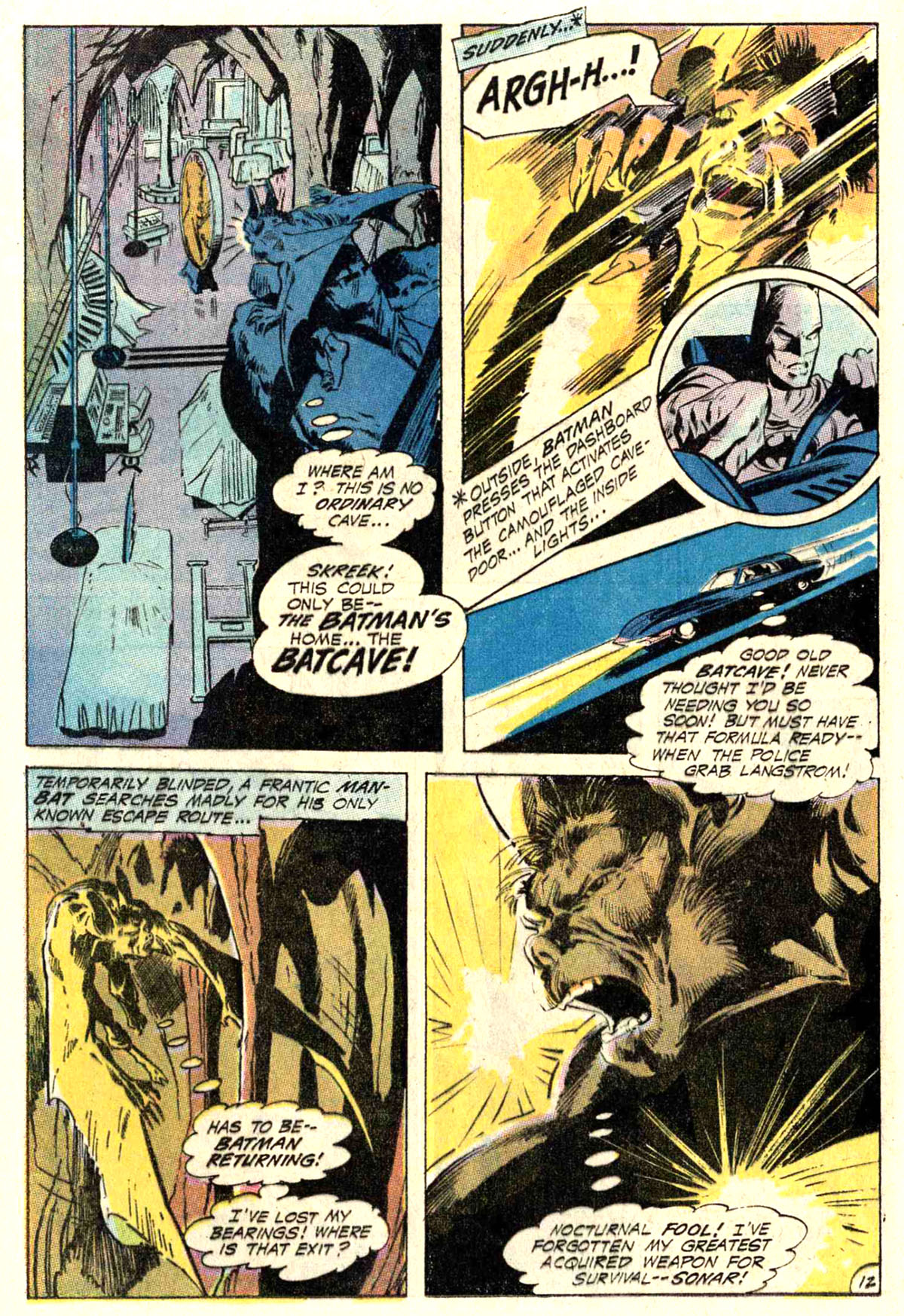 Detective Comics (1937) 402 Page 15