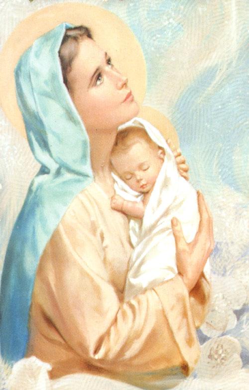 Risultati immagini per immagini della Madonna col Bambino