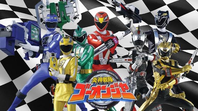 Engine Sentai Go-onger Sub Indo