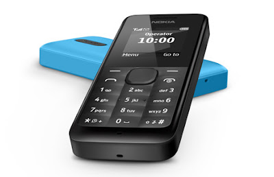 Nokia 105 - S40 Feature Phone
