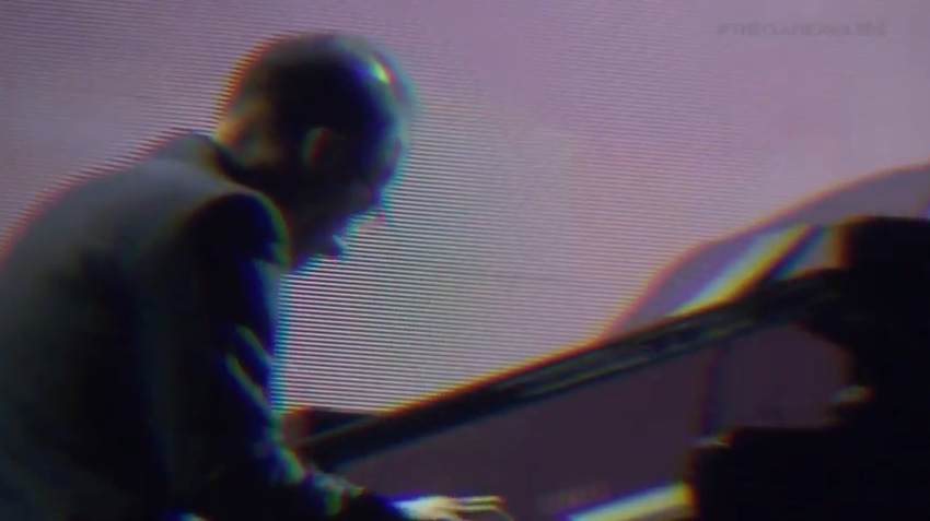 Koji Kondo bad camera video angles views The Game Awards piano