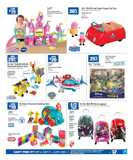 Toys R Us Flyer Out Door & Play valid October 13 - 19, 2017