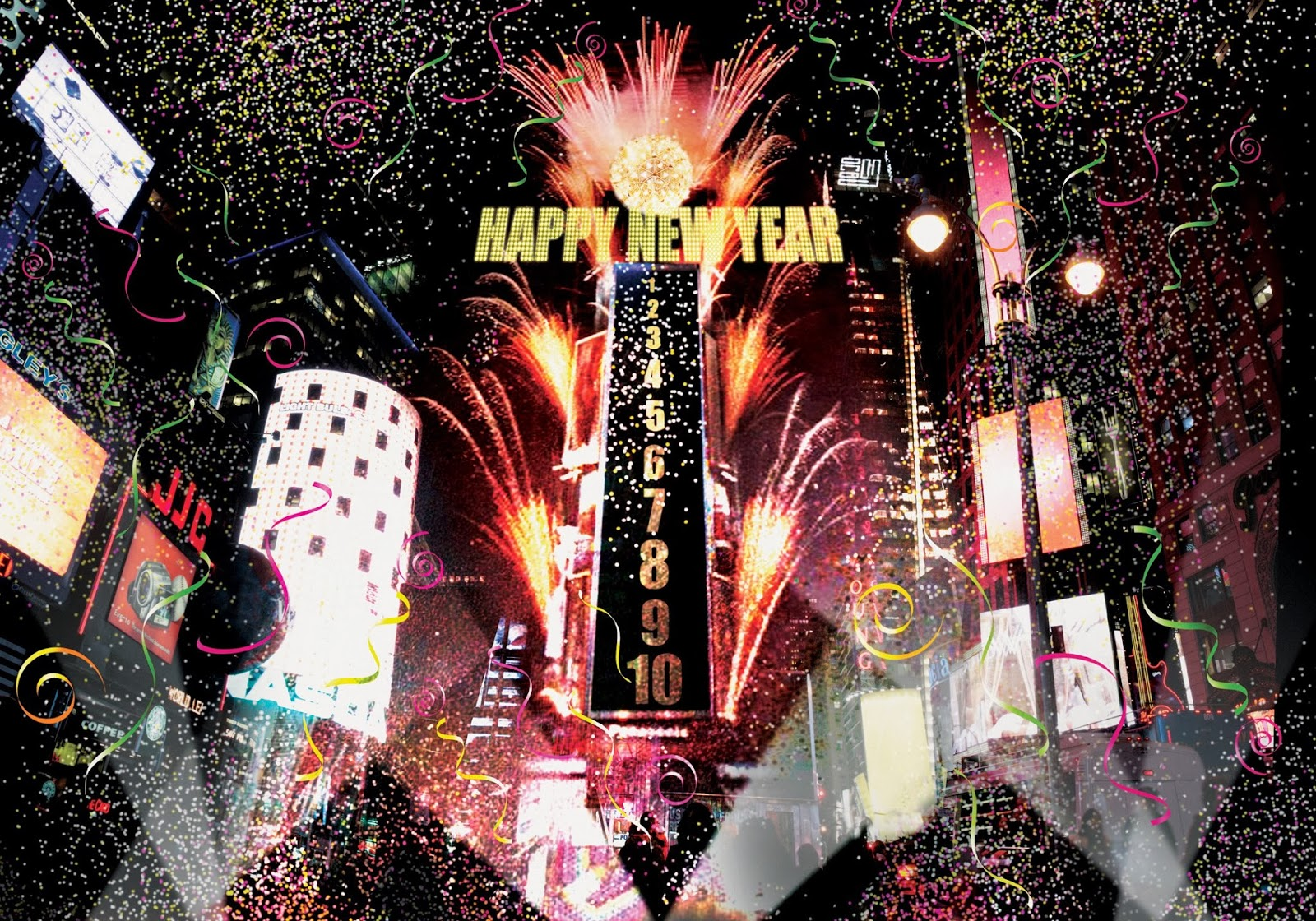 Times Square New Years Eve 2014.5 How To Say Happy New Year Wishes 2014