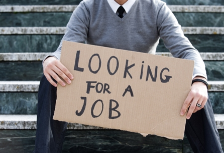 job hunting, looking for a job,