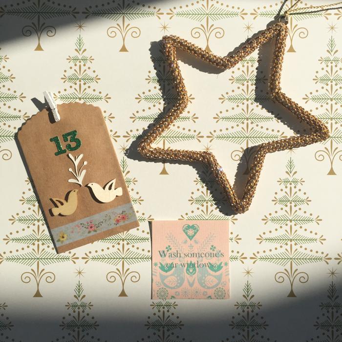 Valentina Vaguada: Scandinavian, advent calendar, kindness, acts of kindness advent calendar, christmas, navidad, calendario de adviento,