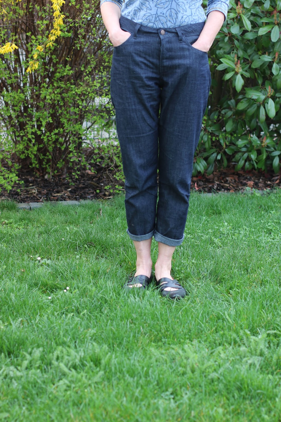 mariabarbara : Morgan Jeans von Closet Case