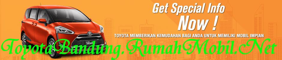 Paket Kredit Toyota Sienta Di Bandung
