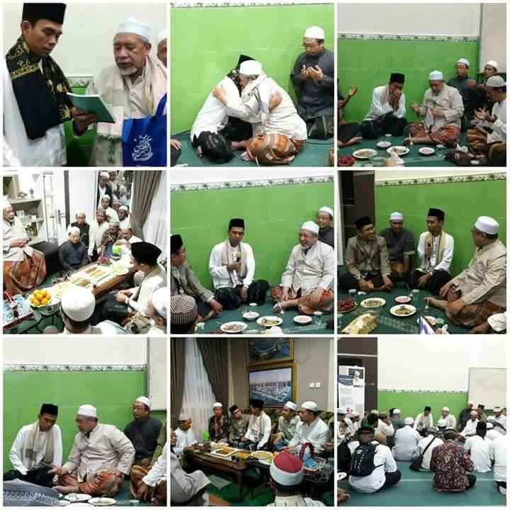 Masya Allah... Ini Julukan untuk Ust Abdul Somad dari Kiyai Sepuh Surabaya